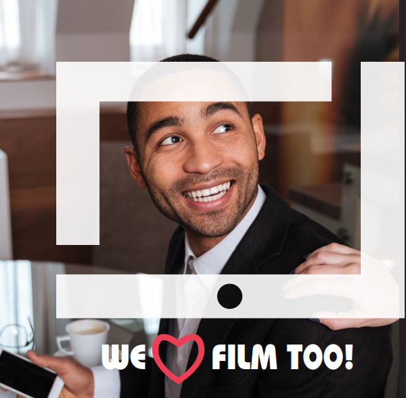 We heart film too